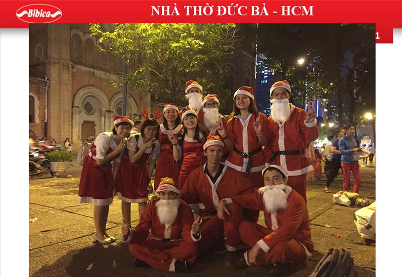 Nhà Thờ Đức Bà - Thành phố Hồ Chí Minh