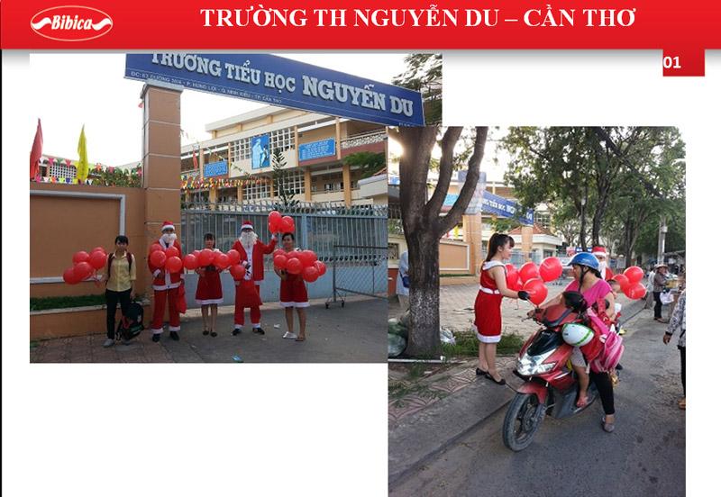 Trường Trung học Nguyễn Du - Cần Thơ