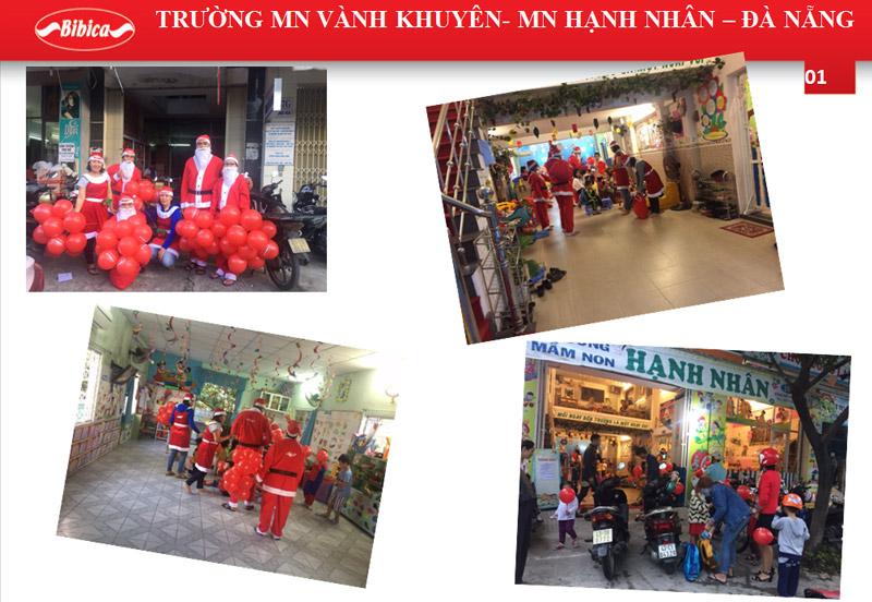 Trường Mầm Non Vành Khuyên/Hạnh Nhân - Đà Nẵng