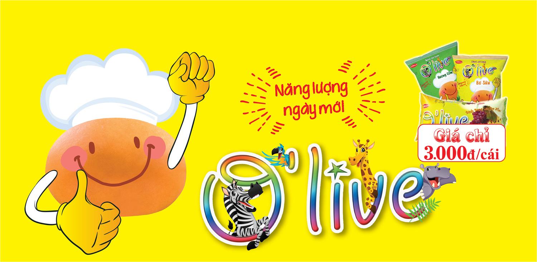 Banner Olive