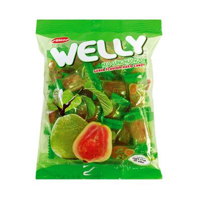 Kẹo cứng Welly Ổi túi 90 gam