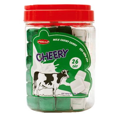 Kẹo cứng Cheery Sữa hũ 780 gam