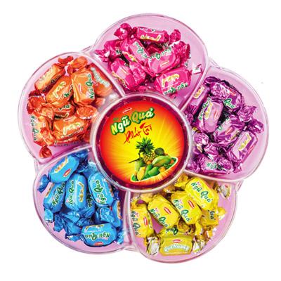 Kẹo hỗn hợp Ngũ Quả Phát Tài 270 gam