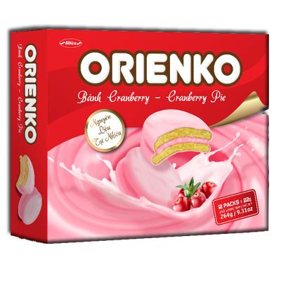 Bánh Cranberry Orienko 396 gam