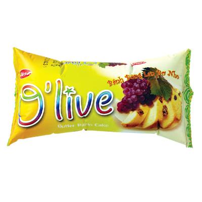 Bánh Bông Lan Bơ Nho OLIVE 30 gam