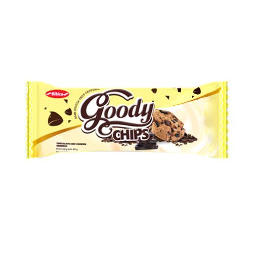 Bánh Goody Chips Sôcola 80 gam