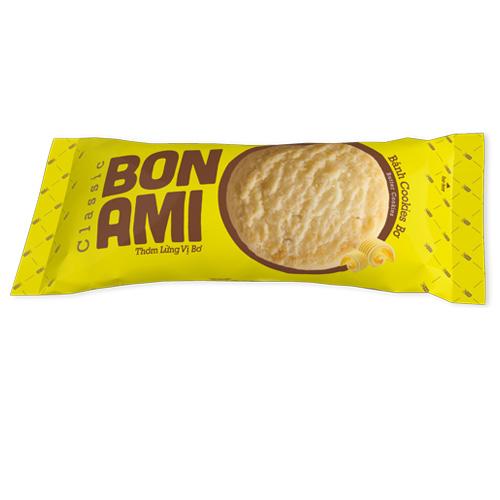 Bánh Cookies Bơ Bon Ami Classic 80 gam