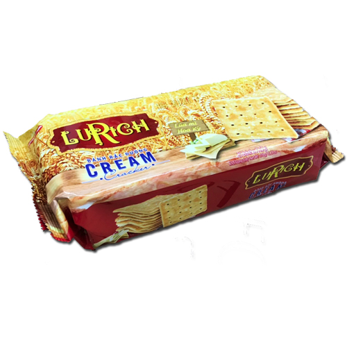 Lurich Cream Cracker 178 gam