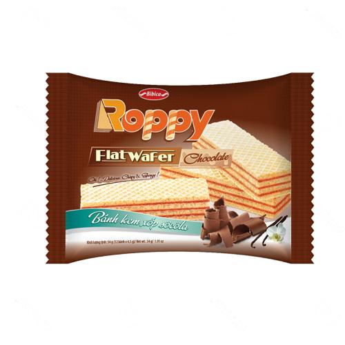 Bánh kem xốp hương Sôcola gói 54 gam