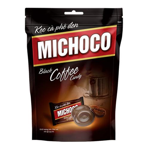 Kẹo cứng Michoco Cà phê đen túi 100 gam